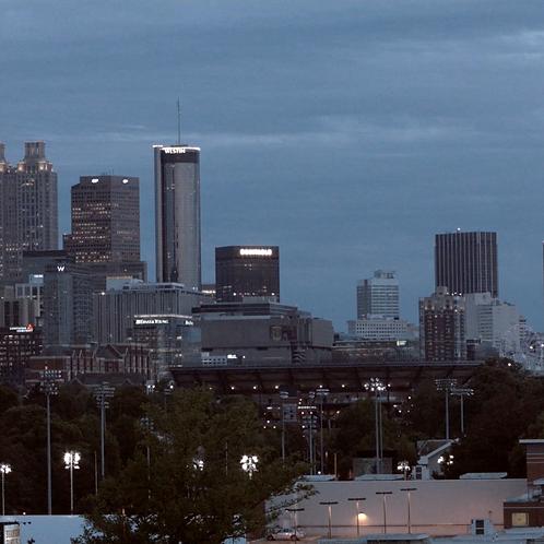 Atlanta Skyline Time-lapse