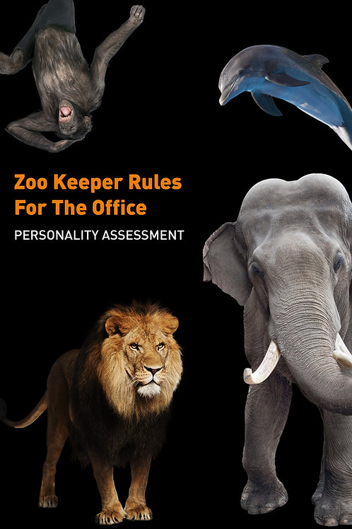 Zoo Personality Assessment Tool