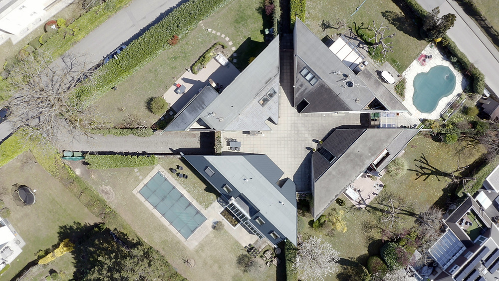 images aériennes - prise de vue par drone