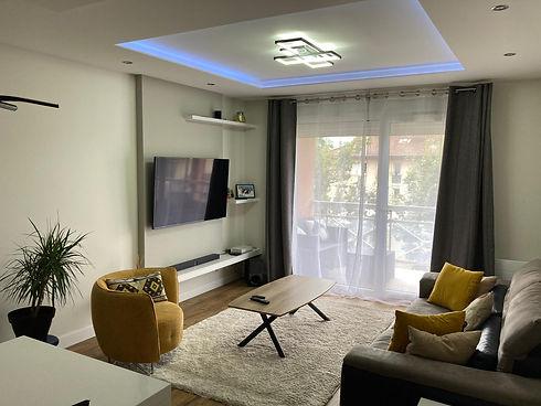 Rénovation appartement Genève - visite virtuelle offerte