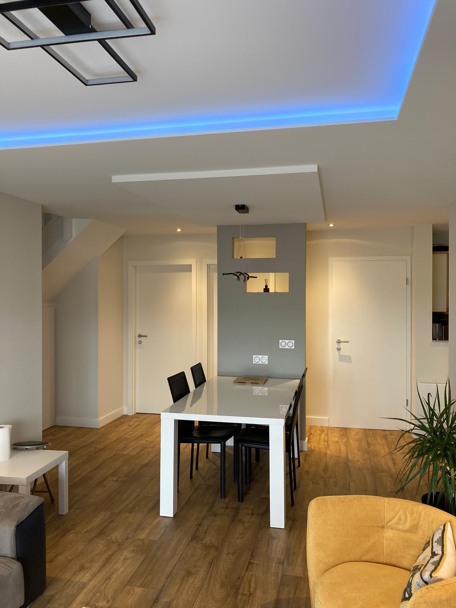 Rénovation d'appartements et maison avec Dalin Construction- une société membre du groupe Catyph