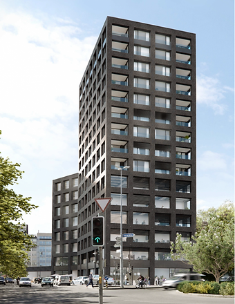 Rue de Lyon 75 - projet Catyph Holding