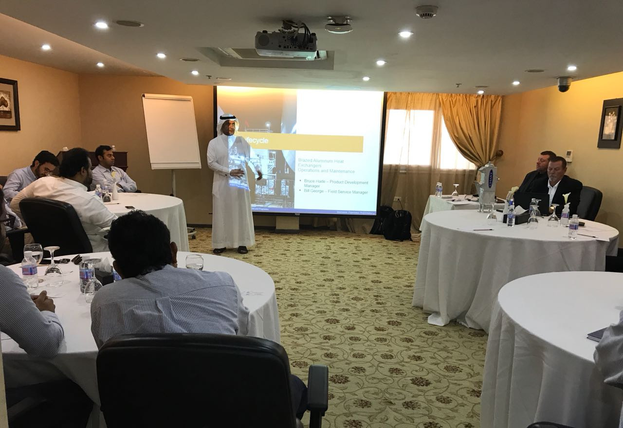Cold-Box workshop for Non-SABIC employees