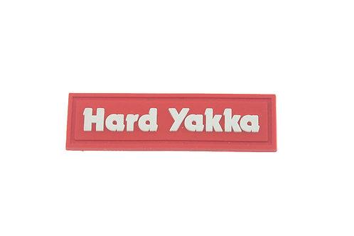 Custom PVC Nameplate Sticker