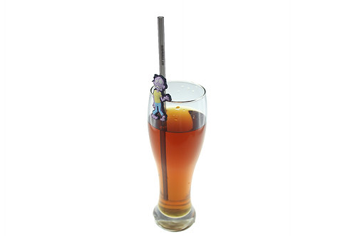 Custom PVC Drinking straw
