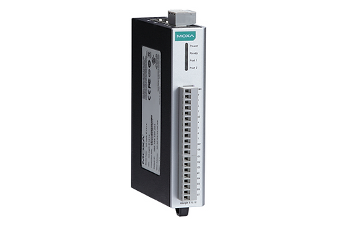 Ethernet I/O