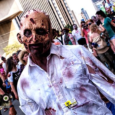 Zombie Walk 2016 @ Columbus Ohio