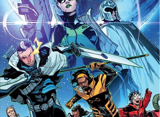 E.S.P.A.D.A.   Novo grupo mutante? Venha entender tudo!
