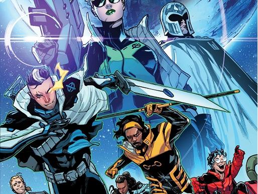 E.S.P.A.D.A. | Novo grupo mutante? Venha entender tudo!