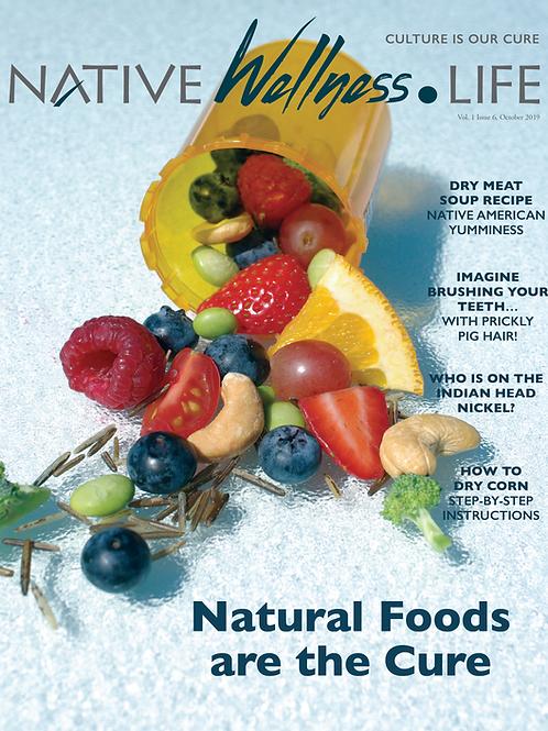 Natural Foods October 2019