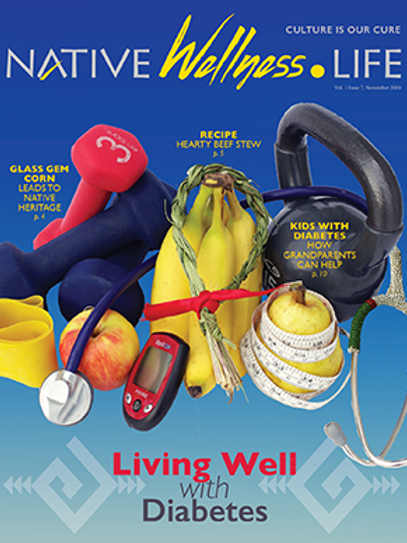 Living Well with Diabetes November 2019