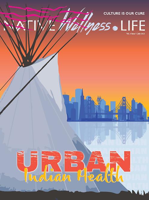 Urban Indian Health July 2021