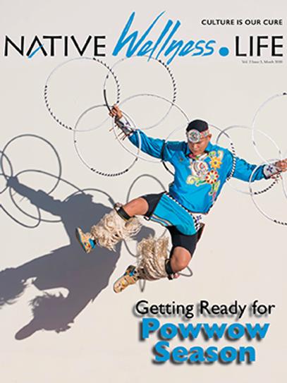 Preparing for Powwow Season March 2020