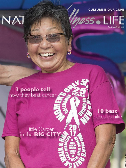 Cancer Awareness July 2020