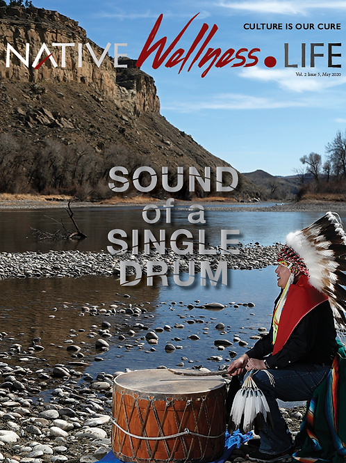 Sound of a Single Drum May 2020