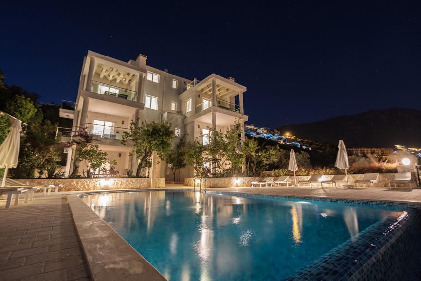 Sunset Apartments Pool - Kalkana - Kalkan.jpg