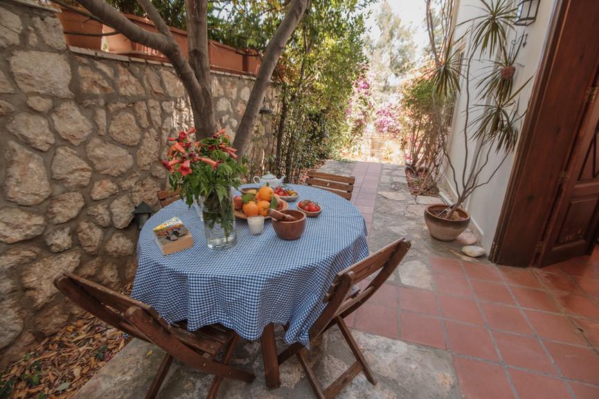 Villa ilayda - Second Outside Dining - Kalkana - Kalkan(1).jpg