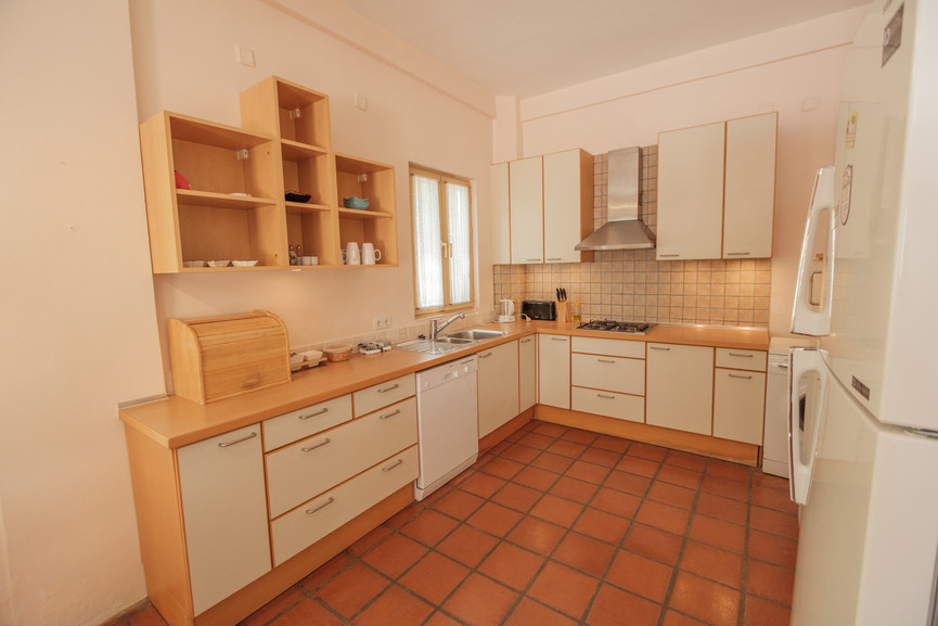 Villa ilayda - Open Plan Kitchen - Diner - Sitting - Kalkana - Kalkan(1).jpg