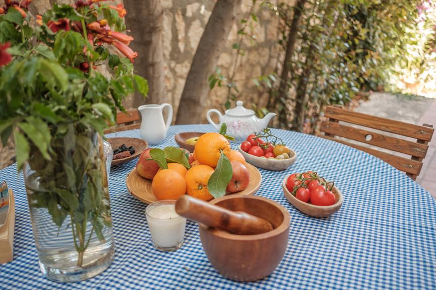 Villa ilayda - Courtyard Private Garden - Kalkana - Kalkan.jpg