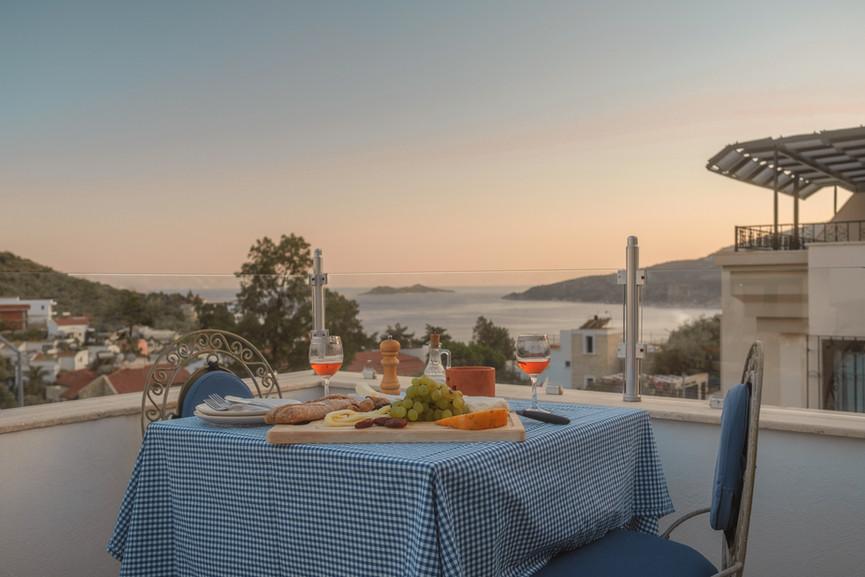 Villa ilayda - Roof Terrace - Kalkana - Kalkan.jpg