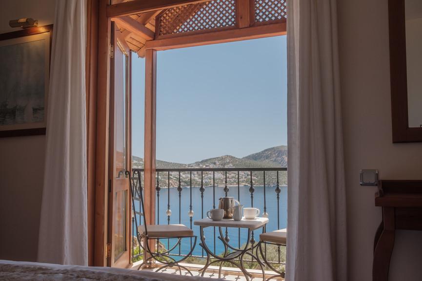 Villa Alev - Morning Coffee on the Balcony - Kalkana - Kalkan.jpg