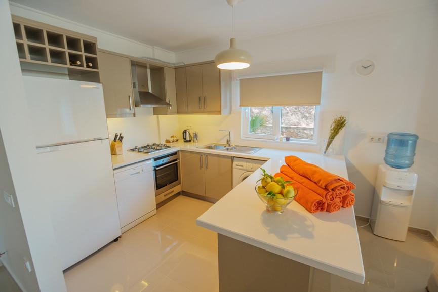 Sunset 1 - Open Plan - Kitchen - Sitting Room - Dining - Kalkana - Kalkan(1).jpg