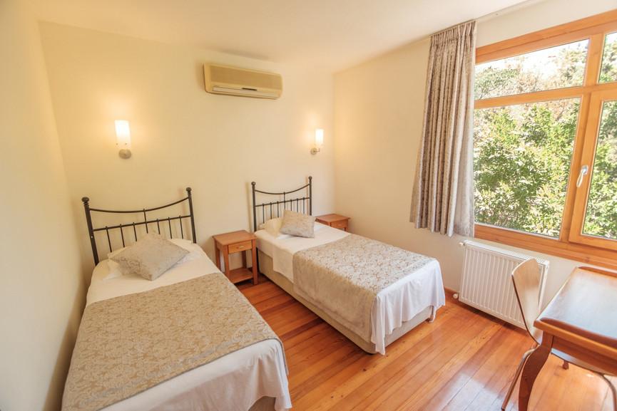 Villa Alev - Twin Bedroom Side - Kalkana - Kalkan(1).jpg