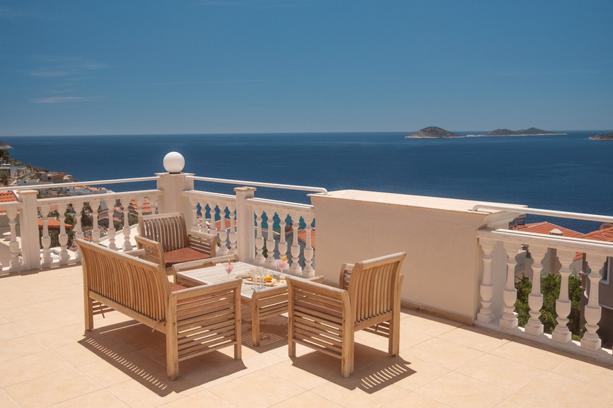Villa Kalan - Roof Terrace - Kalkana - Kalkan(3).jpg