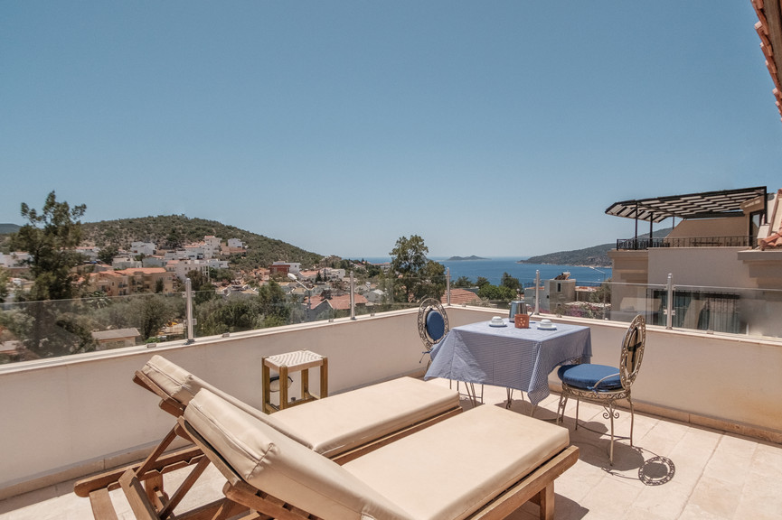 Villa ilayda - Roof Terrace - Kalkana - Kalkan(2).jpg