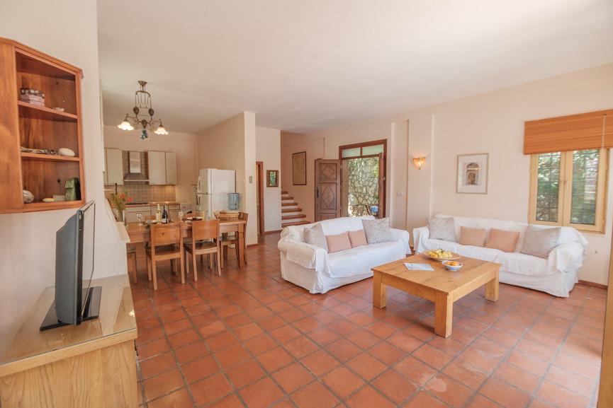 Villa ilayda - Open Plan Kitchen - Diner - Sitting - Kalkana - Kalkan(4).jpg