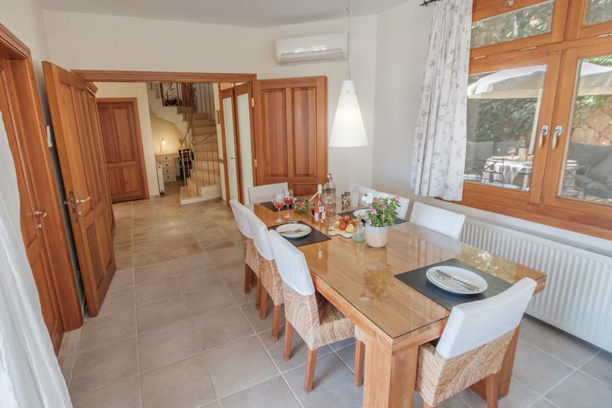 Villa Alev - Open Plan - Sitting - Dining - Kalkana - Kalkan.jpg