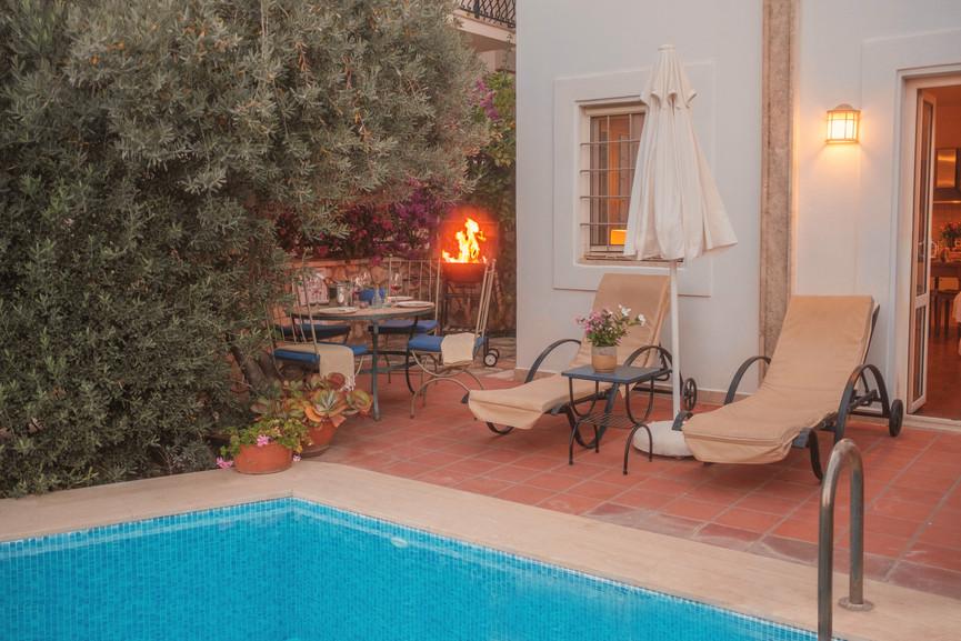 Villa ilayda - BBQ - Dining - Garden - Kalkana - Kalkan.jpg