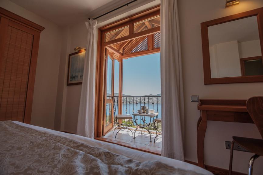 Villa Alev - Morning Coffee on the Balcony - Kalkana - Kalkan(1).jpg