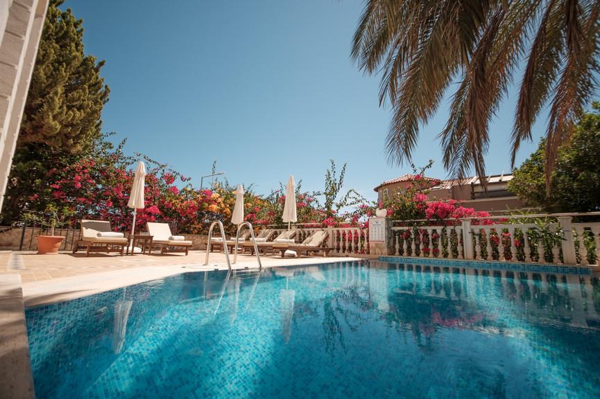 Villa Kalan - Pool and Sunbathing - Kalkana - Kalkan.jpg