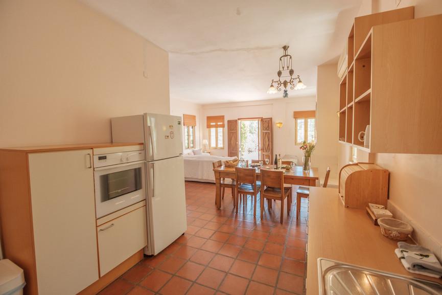 Villa ilayda - Open Plan Kitchen - Diner - Sitting - Kalkana - Kalkan.jpg