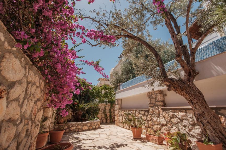 Villa ilayda - Courtyard Private Garden - Kalkana - Kalkan(3).jpg