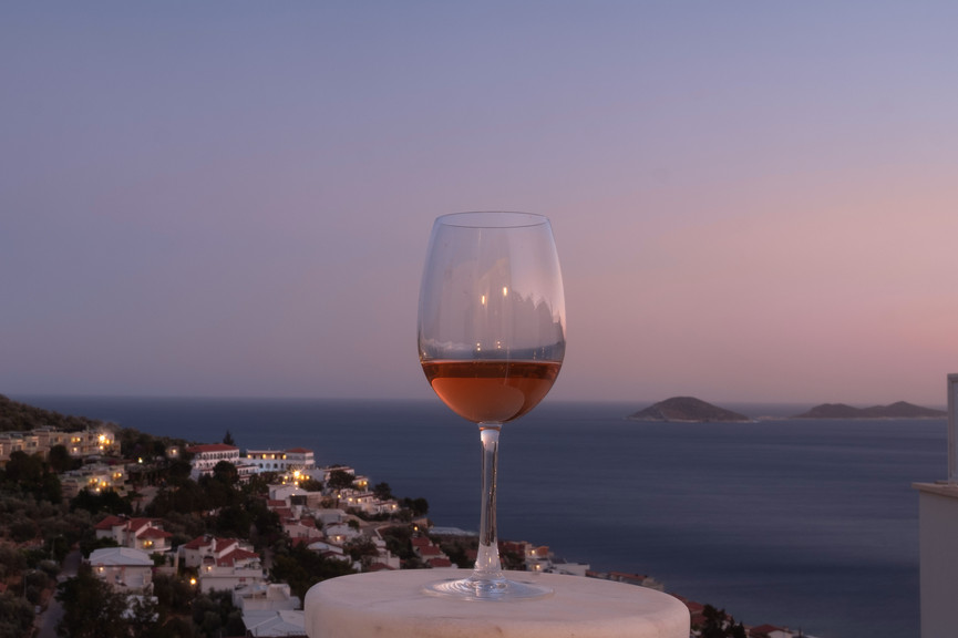 Sunset 4 - Şerefe! - Cheers! - Kalkana - Kalkan.jpg