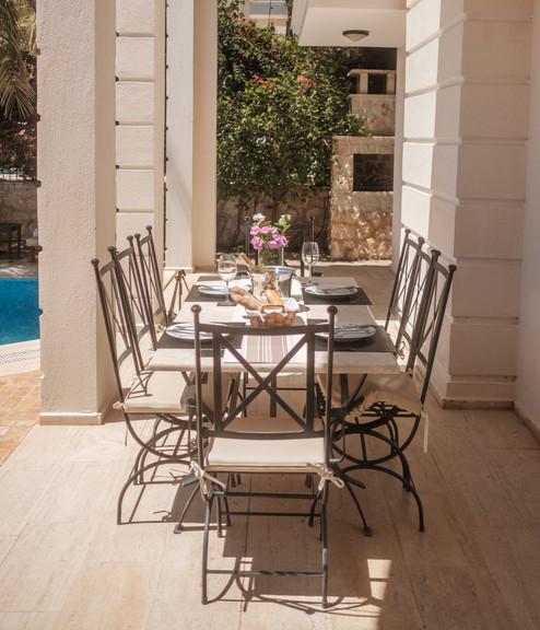 Villa Kalan - Outside Dining - Kalkana - Kalkan(4).jpg