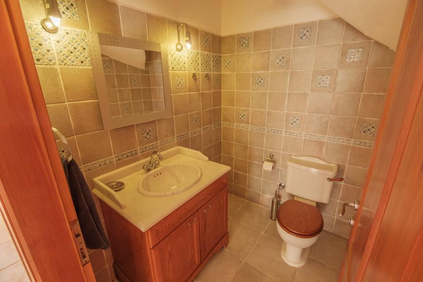 Villa Alev - Ground floor Cloakroom - Kalkana - Kalkan.jpg