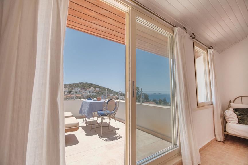 Villa ilayda - Sunroom and Roof Terrace - Kalkana - Kalkan.jpg