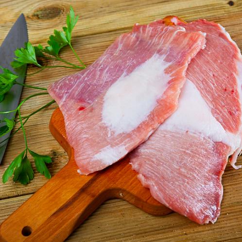 Matambrito de Cerdo (12€/kg 1/2 piezas por kg.))
