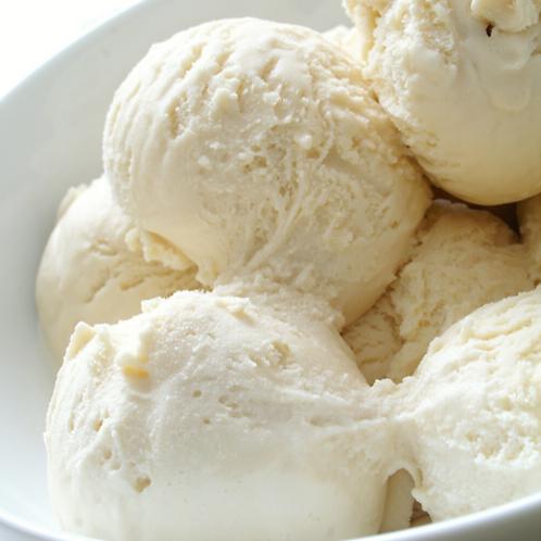 Vainilla ice cream con Oreo (500 ml.)