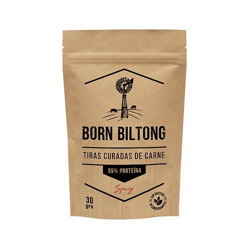 Born Biltong-Spicy