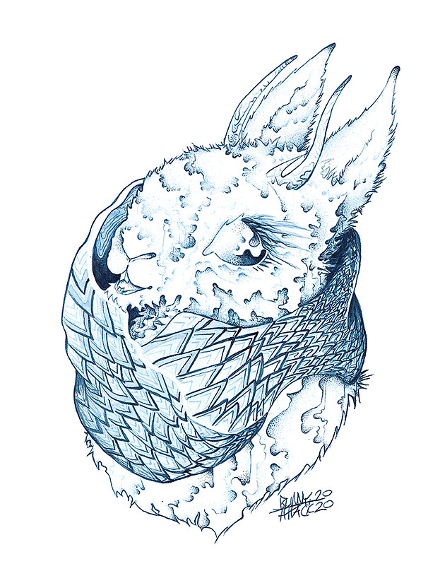 """Winter Bunny"""