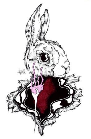 """""""Sweetheart Bunny"""""""
