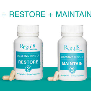 Improve Your Gut Health with DMKs Regul8