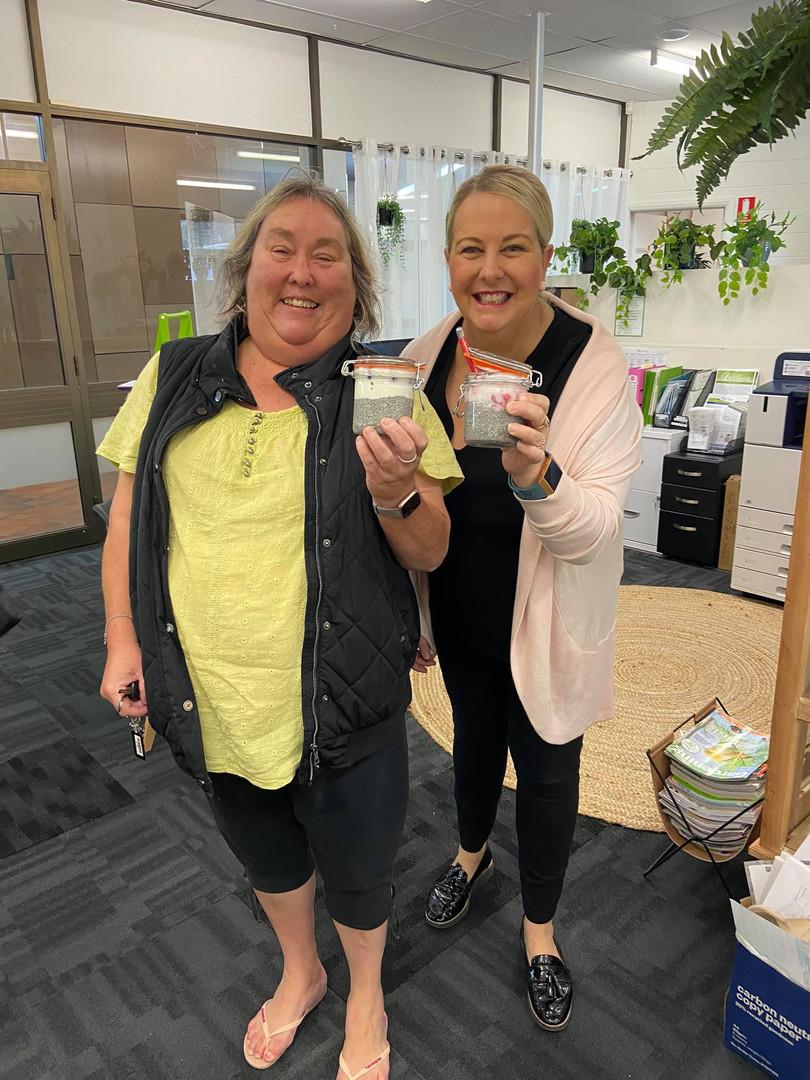 Breanda and weight loss coach Lisa.jpg