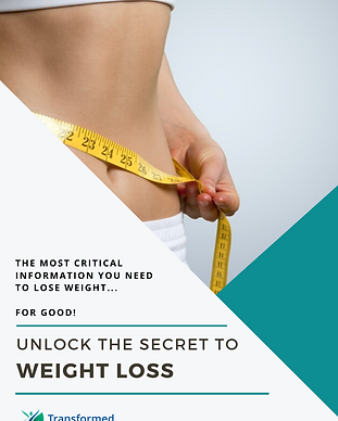 Updated Unlock the secret to weight gain