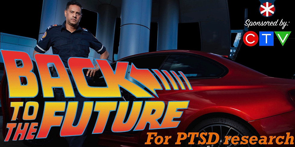 First Response to Fashion - Back to the Future for PTSD Research - 80's themed evening