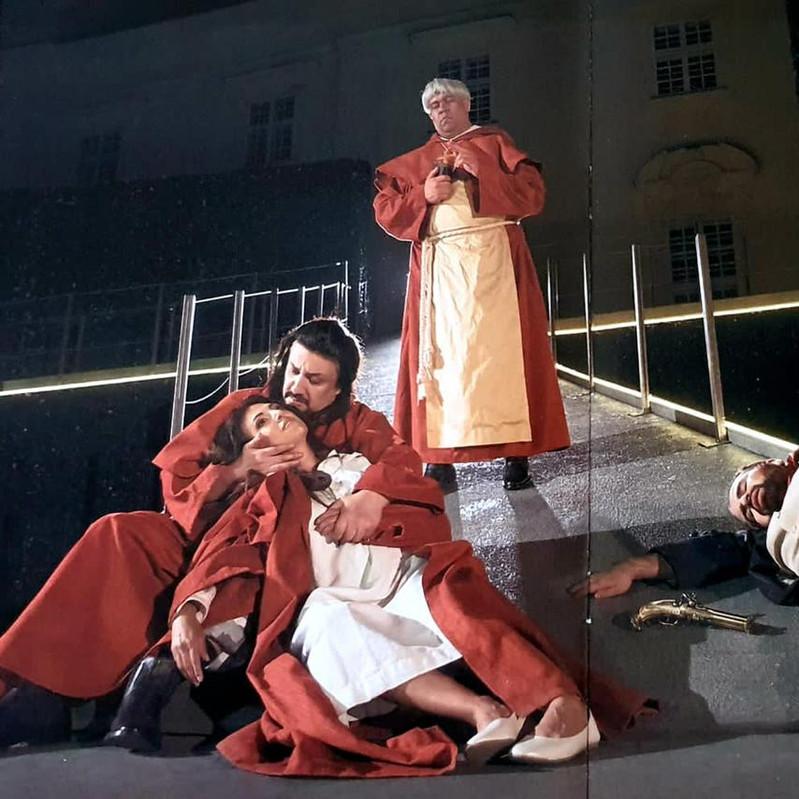 Endspurt für die Opern-Vorbereitungen